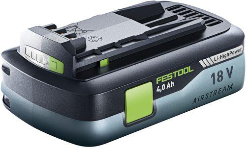 Akkupack mit 4,0Ah für alle 18V Geräte, wenn der Fokus auf Kompaktheit und Leichtigkeit liegt.