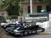 Schnittige Fahrzeuge beim  Seifenkistenrennen